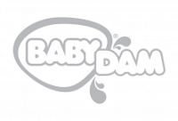 BabyDam logo - BabyDam has changed bath time for good