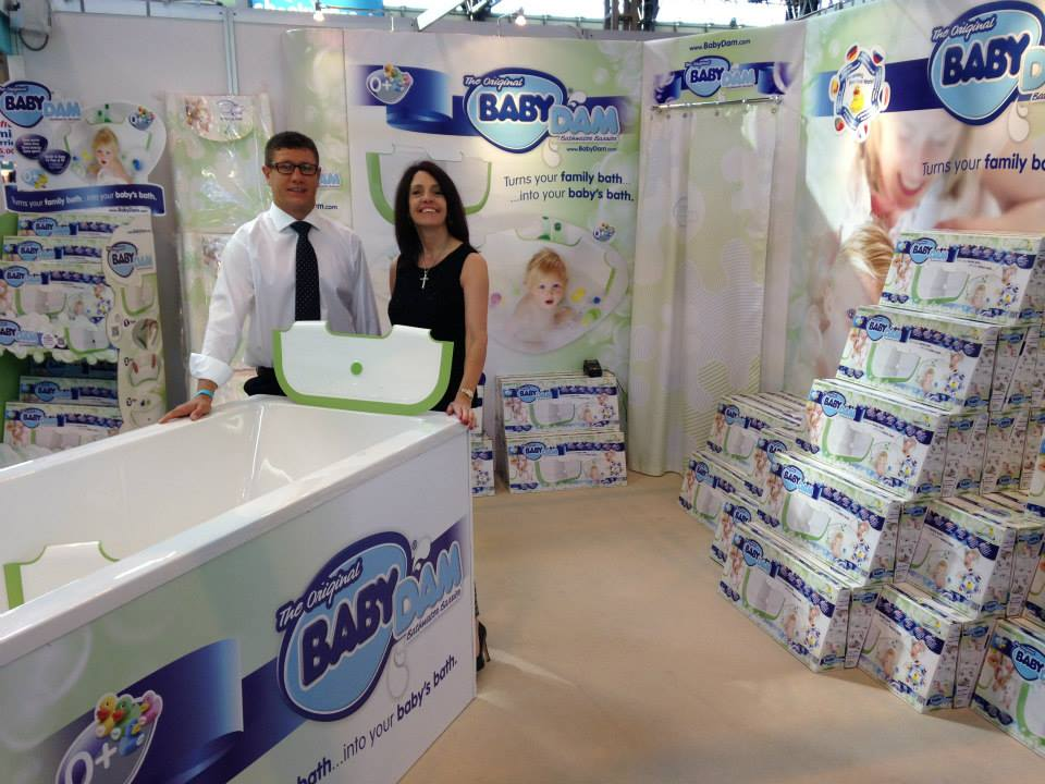 The NEC Baby Show 2014