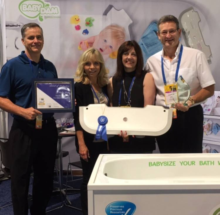 BabyDam Is Back From ABC Kids Expo 2016!