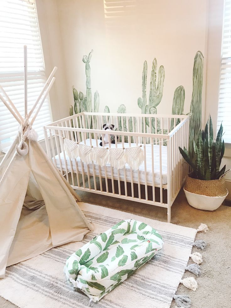 Pinterest Edit: 7 Nursery Ideas We Can't Get Enough Of