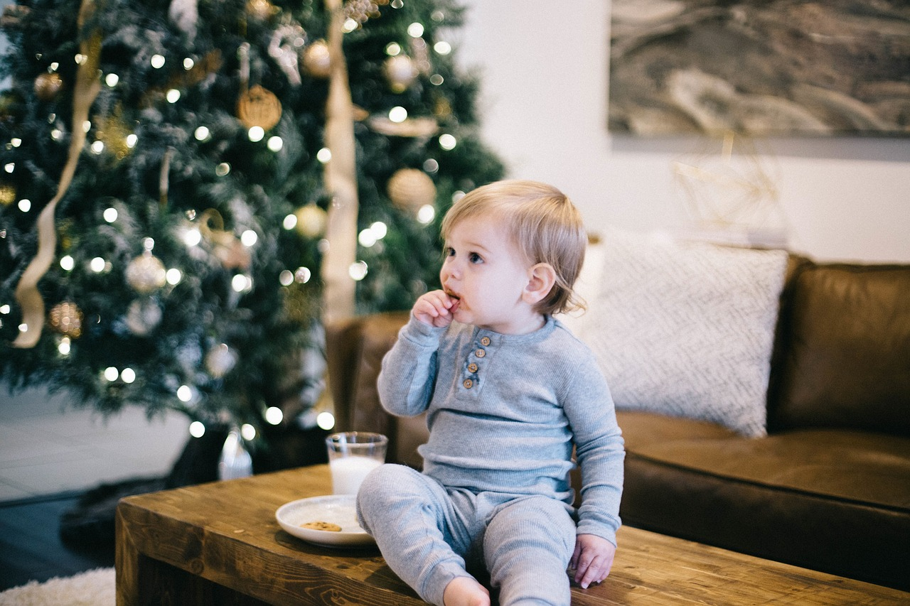 9 Things You Have To Do With Your Baby This Christmas