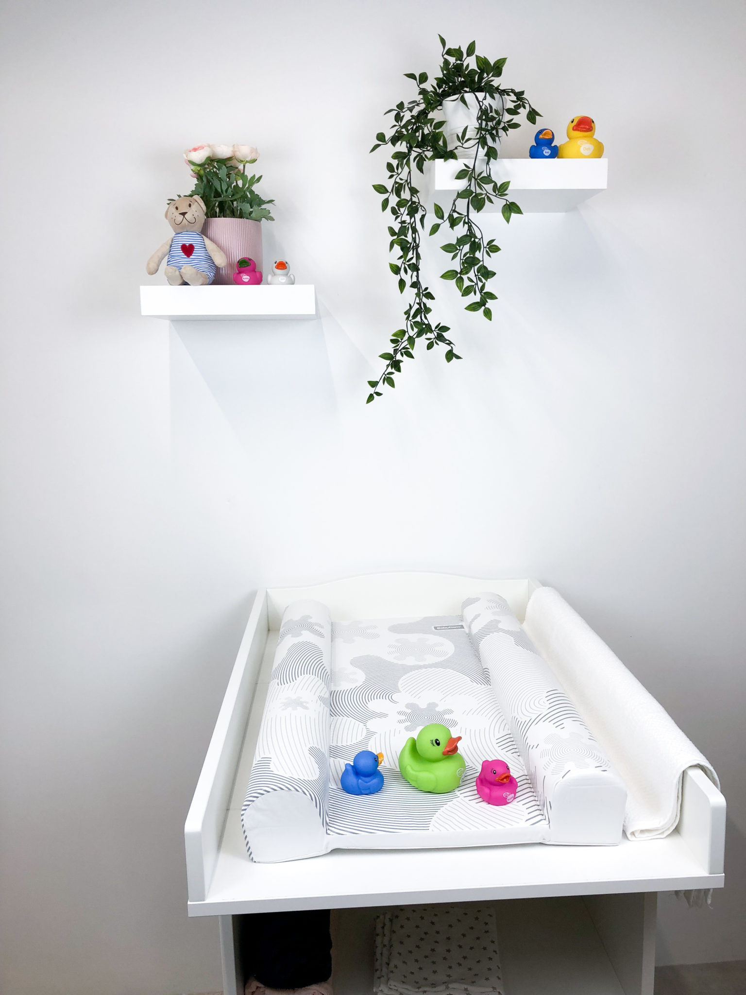 Creating A Nappy Changing Station
