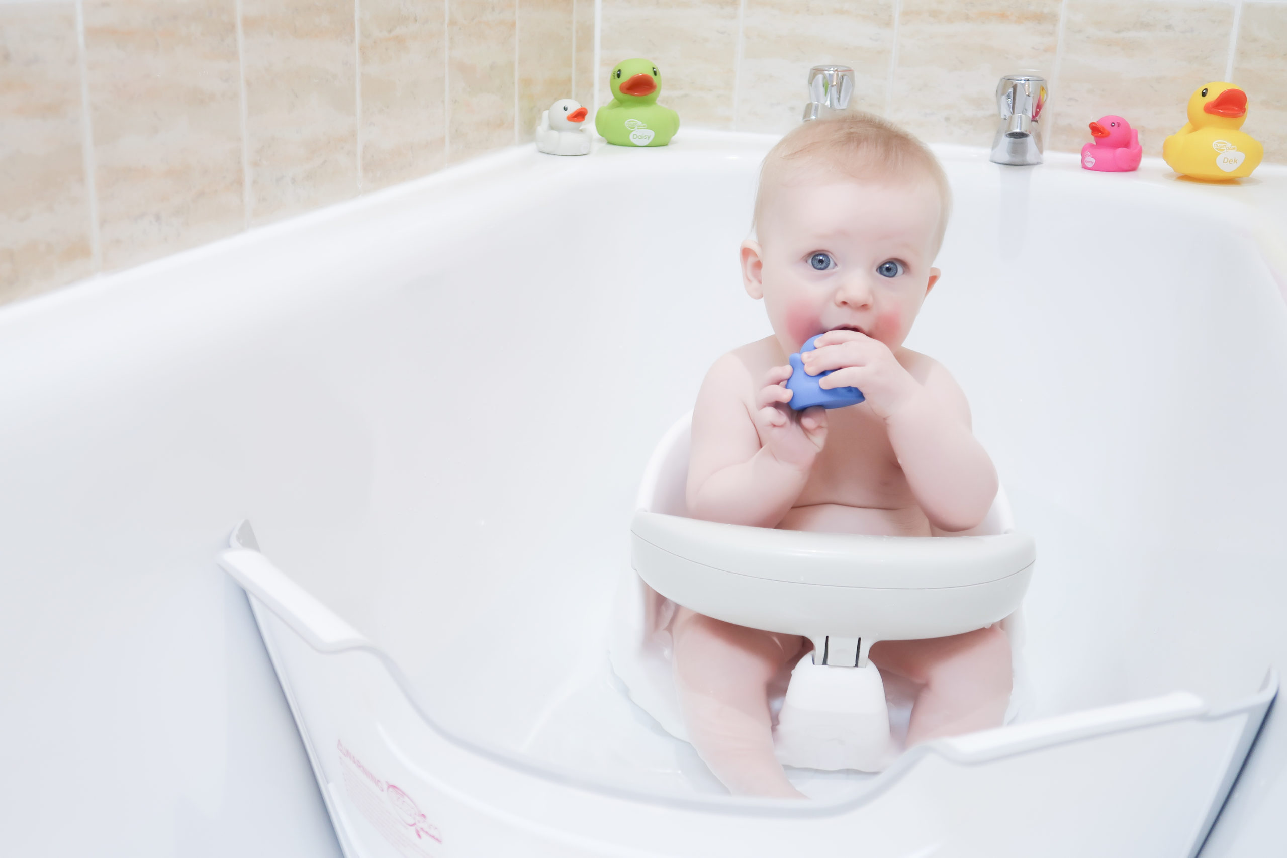 How To Clean Bath Toys And Prevent Mould